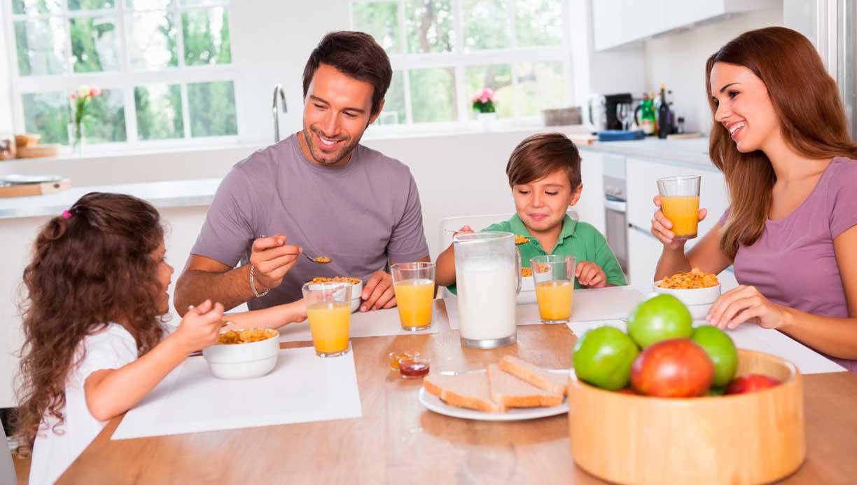 Gode lejligheder der danner rammen om dit familieliv